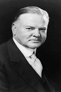 President Herbert Hoover was a genuine