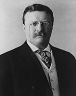 GOP President Theodore Roosevelt was a conservationist who protected historic Native American sites through the Antiquities Act of 1907.